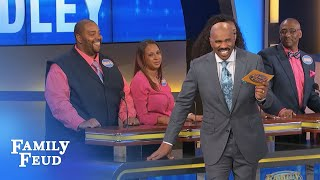 MISTER MUSCLE? | Family Feud