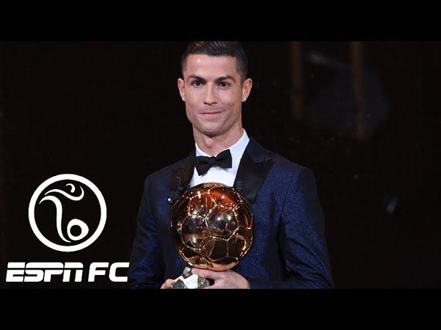 Why did Cristiano Ronaldo beat Lionel Messi for the Ballon d'Or?   ESPN FC