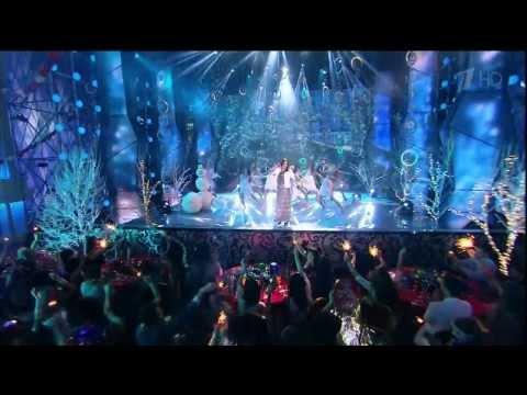 Новогодняя ночь на Первом канале (Первый HD, 01.01.2013)