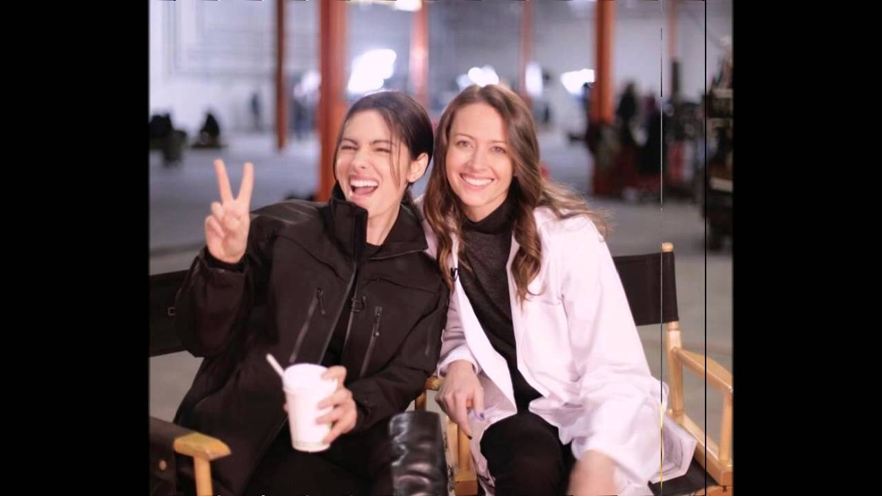 Root and Shaw POI Amy Acker and Sarah Shahi - MoodMasti.com Search What Ever Your Mood bollywood movies online moodmasti