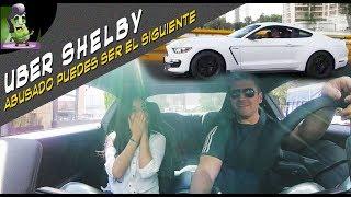 Shelby GT350 de Uber manejado por Frankymostro