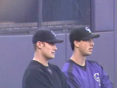 Jamey Wright Jeff Francis 20050930