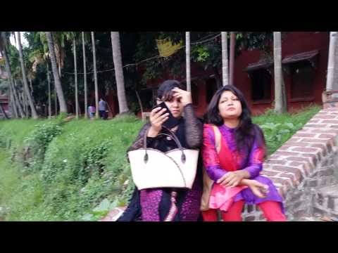 Sudden Visit 2 Dhaka University, Curzon Hall 2014. video