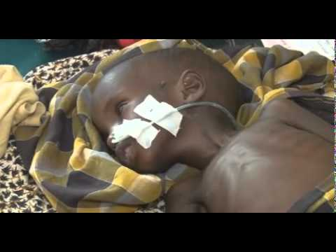 Famine in Africa: ITV News at the Dadaab Refugee camp
