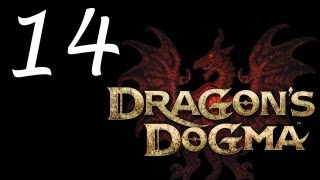 Dragon's Dogma Walkthrough - Part 14 HD 30 min Gameplay Dragons Dogma DD PS3 XBOX 360