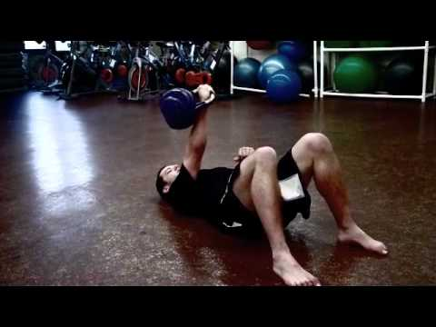 How To: Kettlebell Turkish Get Up (in depth) Image 1