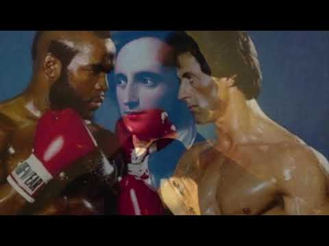 Remix Marcia Nuziale con la sigla di Rocky III Eye Of The Tiger