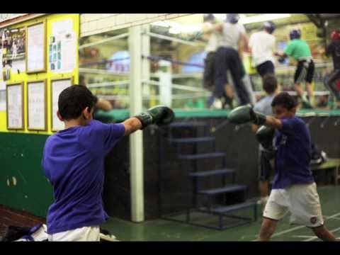 Road to 2012: Setting Out - Repton Boxing Club - Luca and Philip