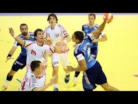 EHF EURO 2014 | FRANCE vs BELARUS - Main Round (Group 2)