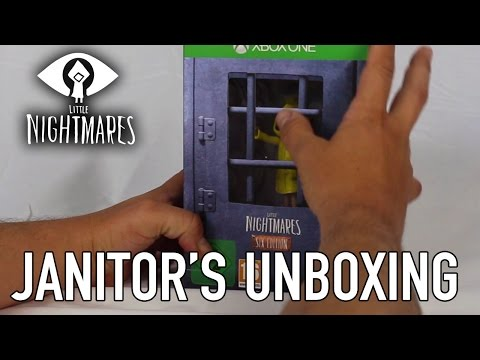 Little Nightmares - PS4/XB1/PC -  Six Edition unboxing