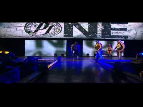 AJ Styles steps up to help The Main Event Mafia - August 22, 2013