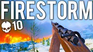 Battlefield V Firestorm 🔥 Royale Squads Gameplay