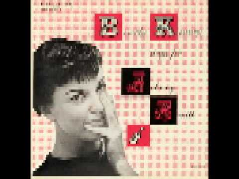 BEVERLY KENNEY - There will never be another you