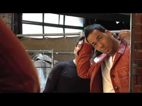Romeo Santos photoshoot Music Videos