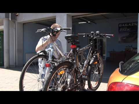 Inter Pack Trio platforma rowerowa na hak