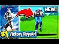 *NEW* BLOCKBUSTER Skin Details!   Secret ALPHA Unlock! ( Fortnite Leaked )