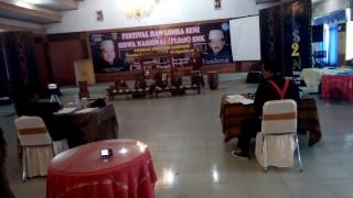 Download Lagu SMK NEGERI 1 METRO, Juara 2 FLS2N Tingkat Provinsi Lampung Musik Tradisional Lampung 2016 Gratis STAFABAND