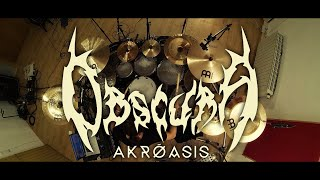 OBSCURA - Ten Sepiroth (Drum Playthrough)
