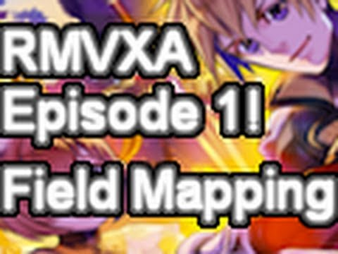 RPG Maker VX Ace Tutorials - Episode 1 - Mapping a field