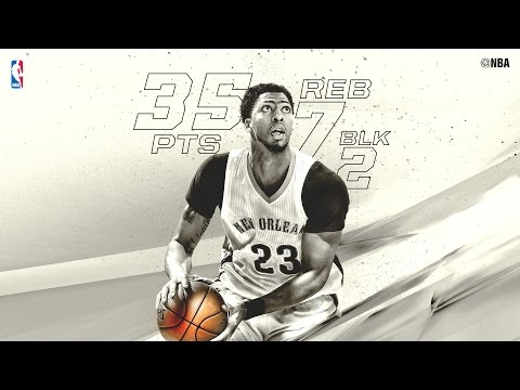 Anthony Davis Leads Pelicans Past the Timberwolves