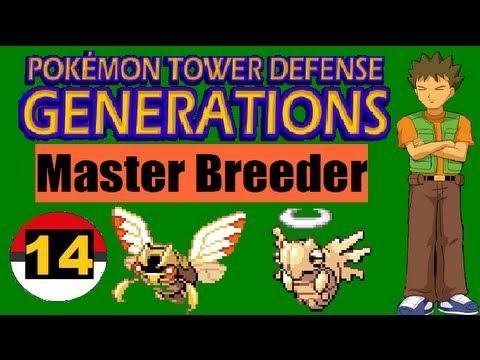 PTD2: Master Breeder Ep. 14 - Ninjask + Shedinja