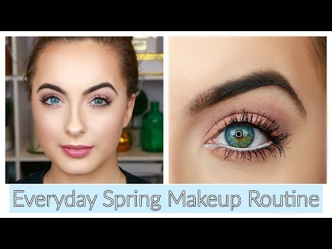 Everyday Spring Makeup Routine