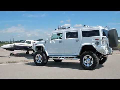 Hummer H2 Supercharger Monster Truck Classic Car Design