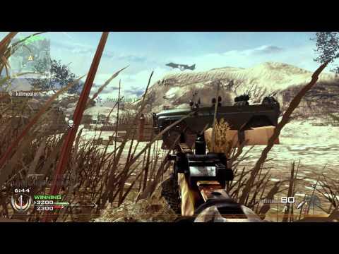GUN NUKE AFGHAN : CALL OF DUTY MW2