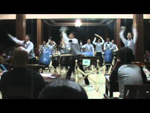 Tongtek Jepara LARVA Percussion - Balaidesa Sukodono