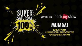 Super Saturday 2017 | Get 100% OFF*