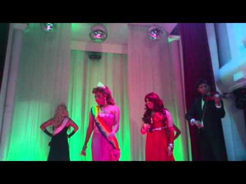 Presentacion 'Reina de Reinas 2012' Genetic Majestic Club