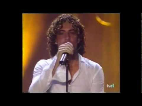 David Bisbal - DAVID BISBAL POR TI / Live Palau Sant Jordi 2002