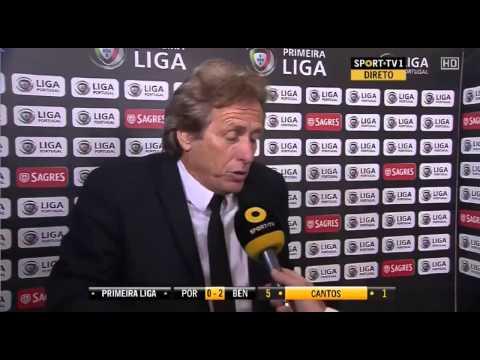 Jorge Jesus é sempre 2 - 0 (Porto - Benfica)