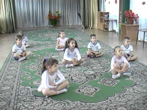 уроки детской хореогрaфии видео