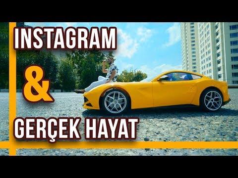 Instagram & Gerçek Hayat - Hayrettin