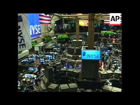 US: Markets 2: Dow Jones industrial average plunges more than 300 points