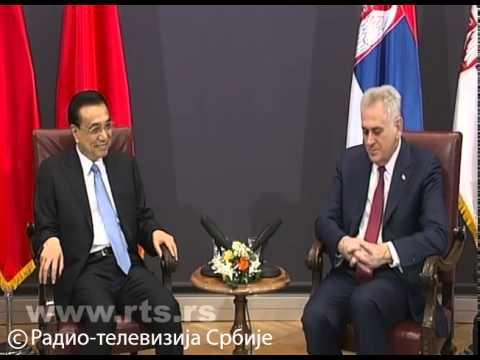 Toma Nikolić rekao kineskom premijeru - Žuti ljudi će piti vodu sa Morave