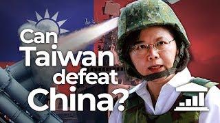 TAIWAN: the New Strategy to Defeat CHINA? - VisualPolitik EN