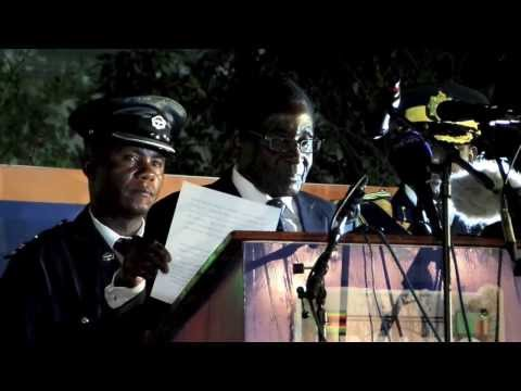 Zambia, Presidents Sata,Mugabe,VP Scott, UNWTO 2013 finale, LifeSafariTV,G.McLeman