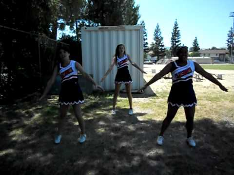 Touchdown Xxx Move It In Let's Score-front.avi video