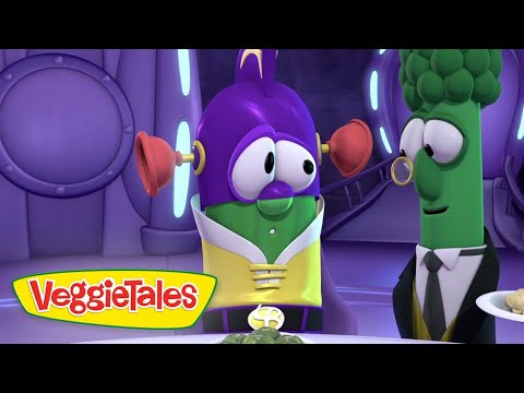Supper Hero - Silly Song | VeggieTales