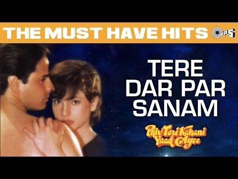 Tere Dar Par Sanam - Phir Teri Kahani Yaad Aayi | Pooja Bhatt, Rahul Roy | Kumar Sanu, Anu Malik