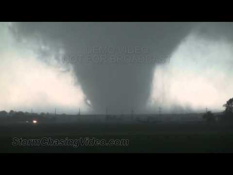 5/19/2013 Shawnee / Dale, OK Violent Tornado