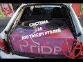 Система Pride за 200 тысяч рублеи Белая Priora из Краснодара mp3