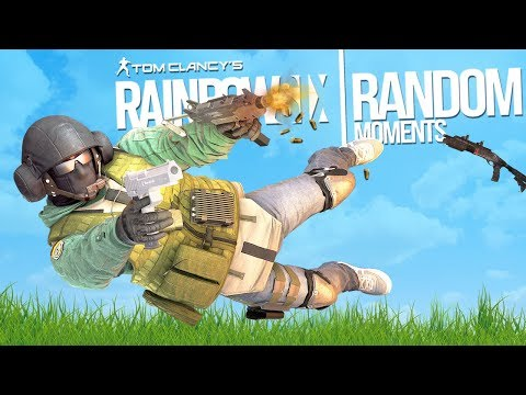 Rainbow Six Siege - Random Moments: #27 (Handy Jager,Hostage Fail)