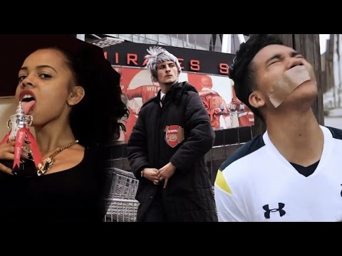 ARSENE WENGER RAP VIDEO EXCLUSIVE! (DON'T WASTE MY TIME REMIX)