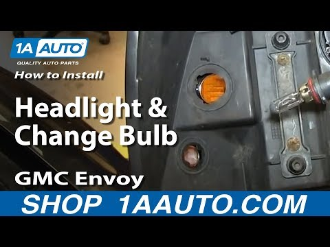 how to change the headlight in a 2009 i30