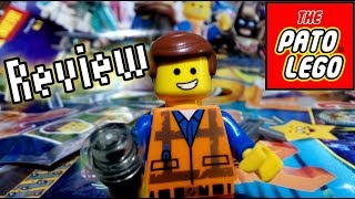 Review The Lego Movie 2 Revista (Panini)!!!!