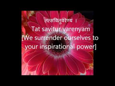 Gayatri Mantra by kids