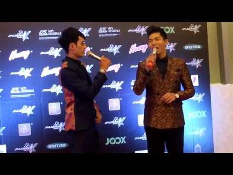 #AnugerahKNeway2015 Red Carpet with Dior & Hazman 05092015